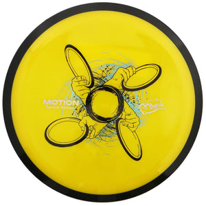 MVP Special Edition Plasma Motion Distance Driver Golf Disc