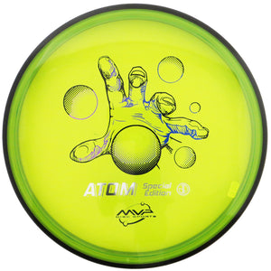 MVP Special Edition Proton Atom Putter Golf Disc