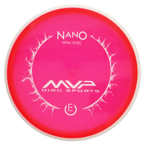 MVP Disc Sports Eclipse Glow Proton Nano Mini Marker Disc