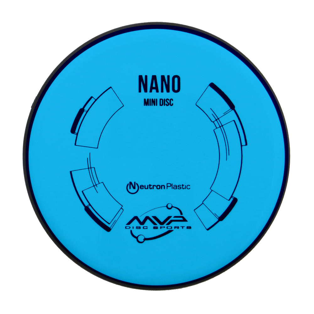 MVP Disc Sports Neutron Nano Mini Marker Disc