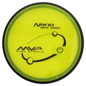 MVP Disc Sports Proton Nano Mini Marker Disc