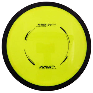 MVP Neutron Nitro Distance Driver Golf Disc