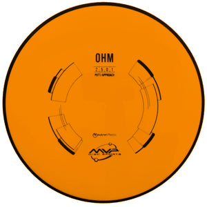 MVP Neutron Ohm Putter Golf Disc