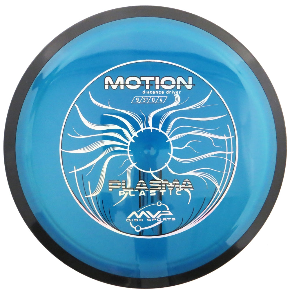 MVP Plasma Motion Distance Driver Golf Disc