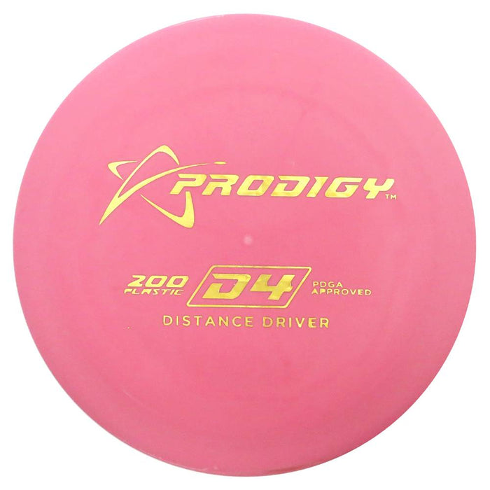 Prodigy 200 Series D4 Distance Driver Golf Disc