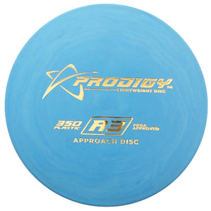 Prodigy 350 Light Series A3 Approach Midrange Golf Disc