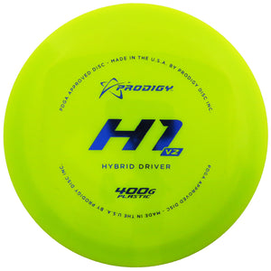 Prodigy 400G Series H1 V2 Hybrid Fairway Driver Golf Disc