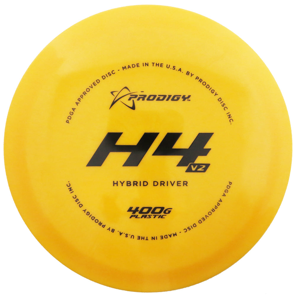 Prodigy 400G Series H4 V2 Hybrid Fairway Driver Golf Disc