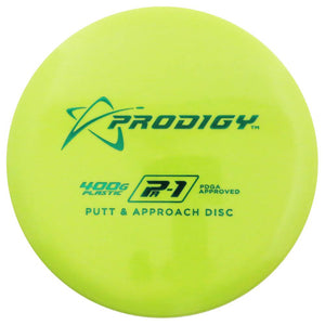 Prodigy 400G Series PA1 Putter Golf Disc