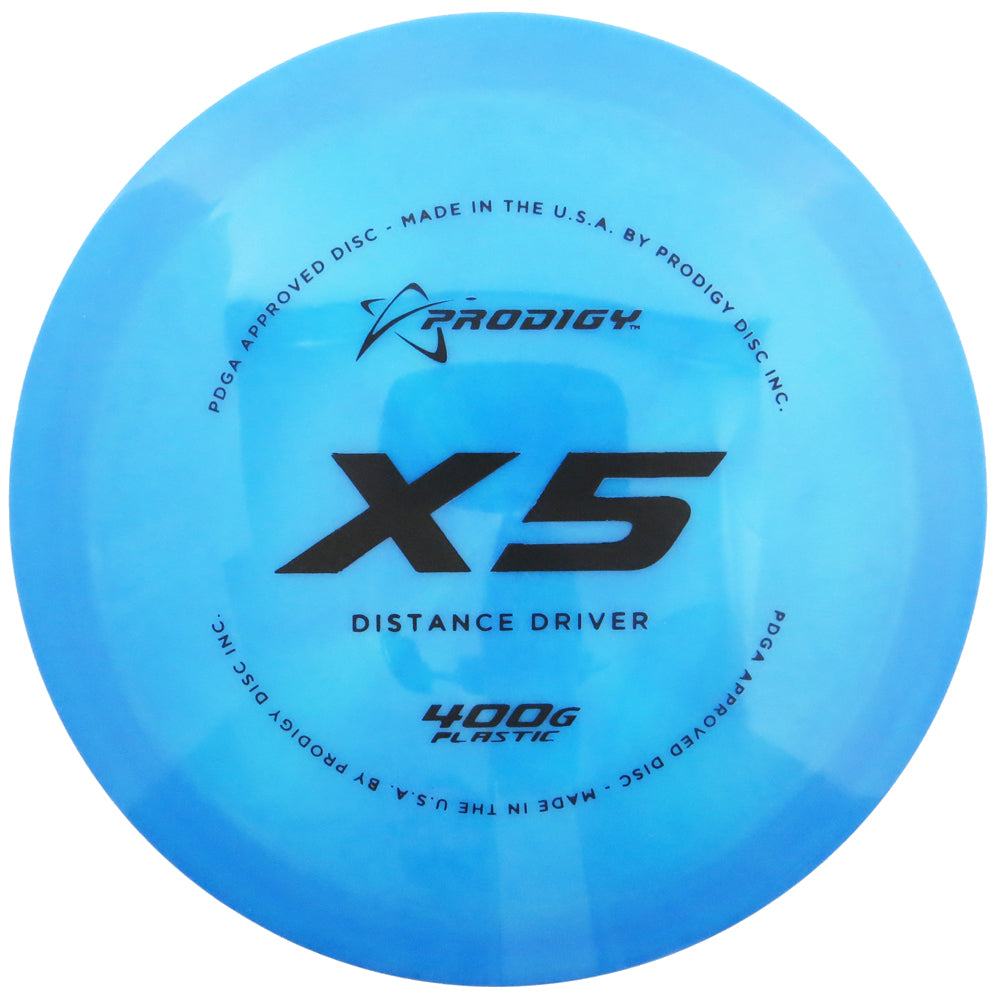 Prodigy 400G Series X5 Distance Driver Golf Disc