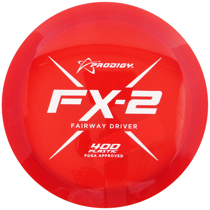 Prodigy 400 Series FX2 Fairway Driver Golf Disc