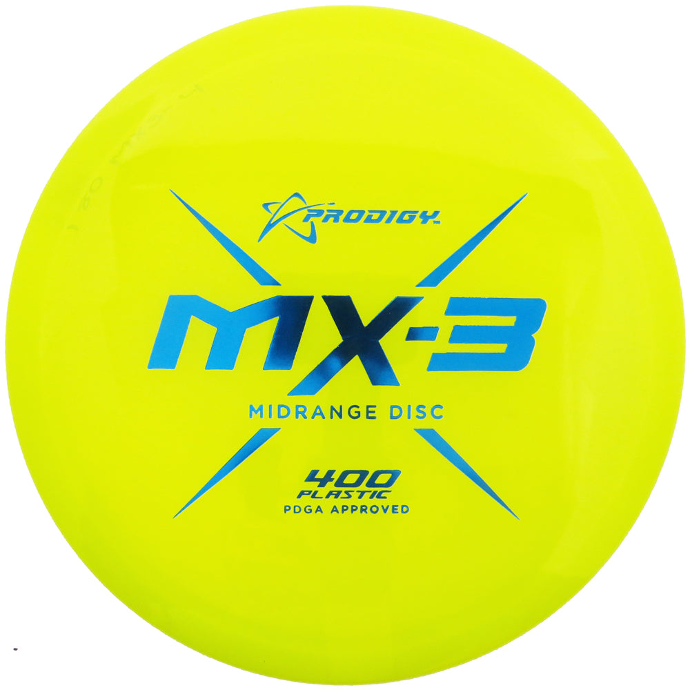 Prodigy 400 Series MX3 Midrange Golf Disc