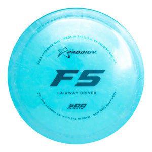Prodigy 500 Series F5 Fairway Driver Golf Disc