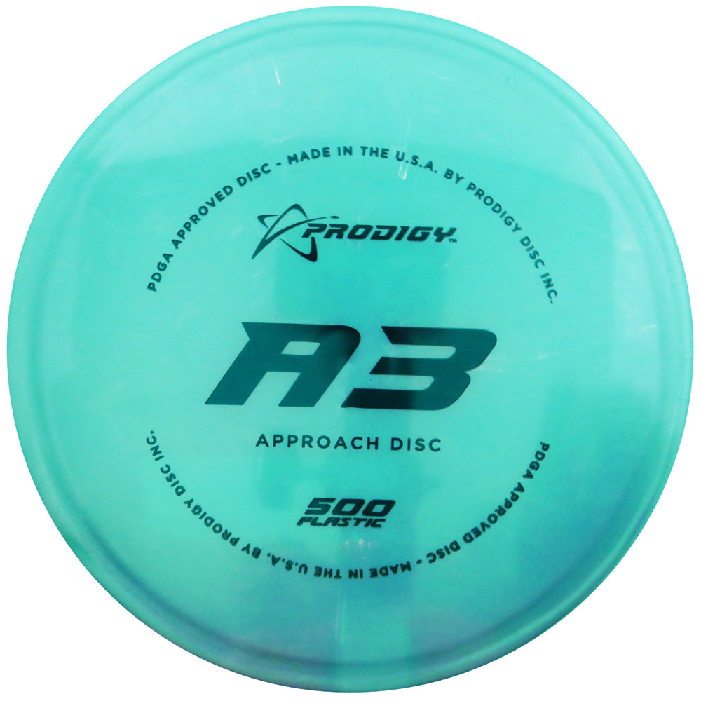 Prodigy 500 Series A3 Approach Midrange Golf Disc