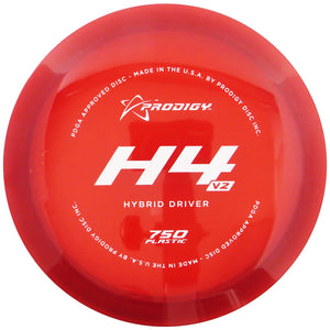 Prodigy 750 Series H4 V2 Hybrid Fairway Driver Golf Disc