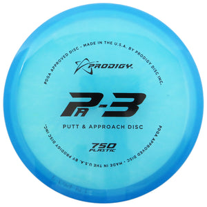 Prodigy 750 Series PA3 Putter Golf Disc