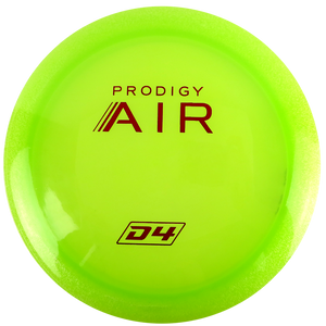 Prodigy AIR Series D4 Distance Driver Golf Disc