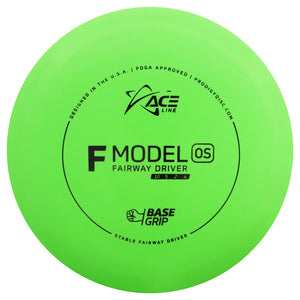 Prodigy Ace Line Base Grip F Model OS Fairway Driver Golf Disc