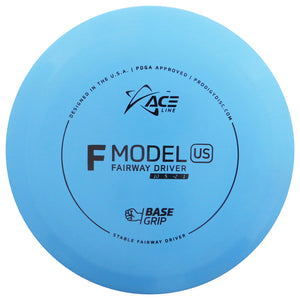 Prodigy Ace Line Base Grip F Model US Fairway Driver Golf Disc