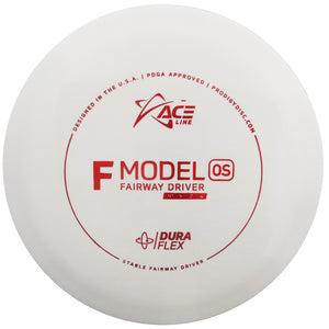 Prodigy Ace Line DuraFlex F Model OS Fairway Driver Golf Disc