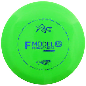 Prodigy Ace Line DuraFlex F Model US Fairway Driver Golf Disc
