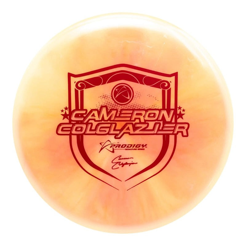 Prodigy Limited Edition 2020 Signature Series Cameron Colglazier 500 Spectrum M3 Midrange Golf Disc