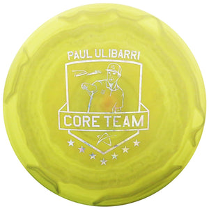 Prodigy Limited Edition Core Team Paul Ulibarri Signature Spectrum 350G Series PA3 Putter Golf Disc