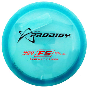 Prodigy Limited Edition Glimmer 400 Series F5 Fairway Driver Golf Disc