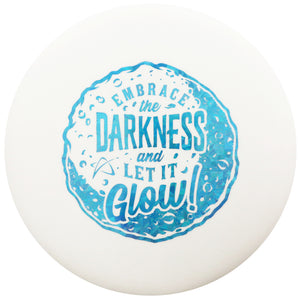 Prodigy Limited Edition 300 Glow Series M4 Midrange Golf Disc