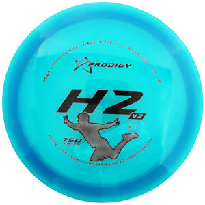 Prodigy Limited Edition Signature Series Kevin Jones 750 Series H2 V2 Hybrid Fairway Driver Golf Disc