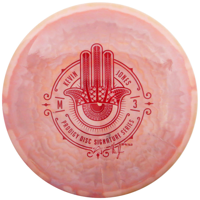 Prodigy Limited Edition Signature Series Kevin Jones 750 Spectrum M3 Midrange Golf Disc