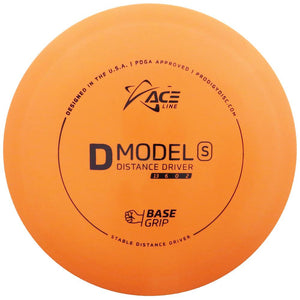 Prodigy Ace Line Glow Base Grip D Model S Distance Driver Golf Disc