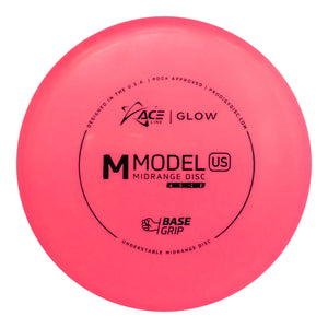 Prodigy Ace Line Glow Base Grip M Model US Golf Disc