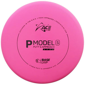 Prodigy Ace Line Glow Base Grip P Model S Putter Golf Disc