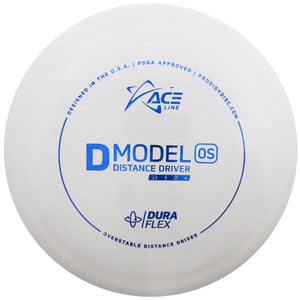 Prodigy Ace Line Glow DuraFlex D Model OS Distance Driver Golf Disc
