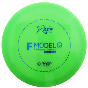 Prodigy Ace Line Glow DuraFlex F Model S Fairway Driver Golf Disc