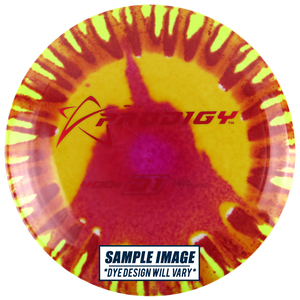Prodigy Tie-Dye 400G Series D1 Distance Driver Golf Disc