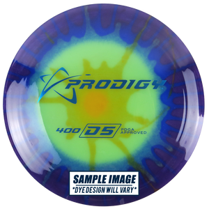 Prodigy Tie-Dye 400 Series D5 Distance Driver Golf Disc
