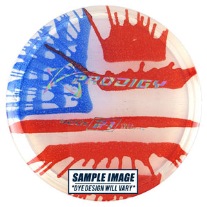 Prodigy Tie-Dye 400 Series PA1 Putter Golf Disc