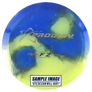 Prodigy Tie-Dye 750 Series F2 Fairway Driver Golf Disc