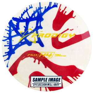 Prodigy Tie-Dye 750 Series H4 Hybrid Fairway Driver Golf Disc