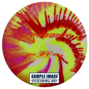 Prodigy Tie-Dye 750 Series PA1 Putter Golf Disc