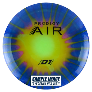 Prodigy Tie-Dye AIR Series D1 Distance Driver Golf Disc