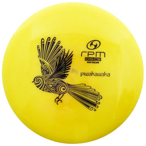RPM Cosmic Piwakawaka Midrange Golf Disc