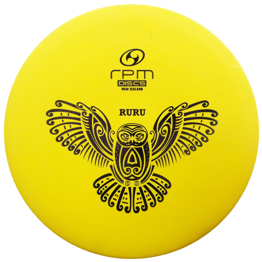 RPM Magma Soft Ruru Putter Golf Disc