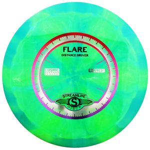 Streamline Cosmic Neutron Flare Distance Driver Golf Disc