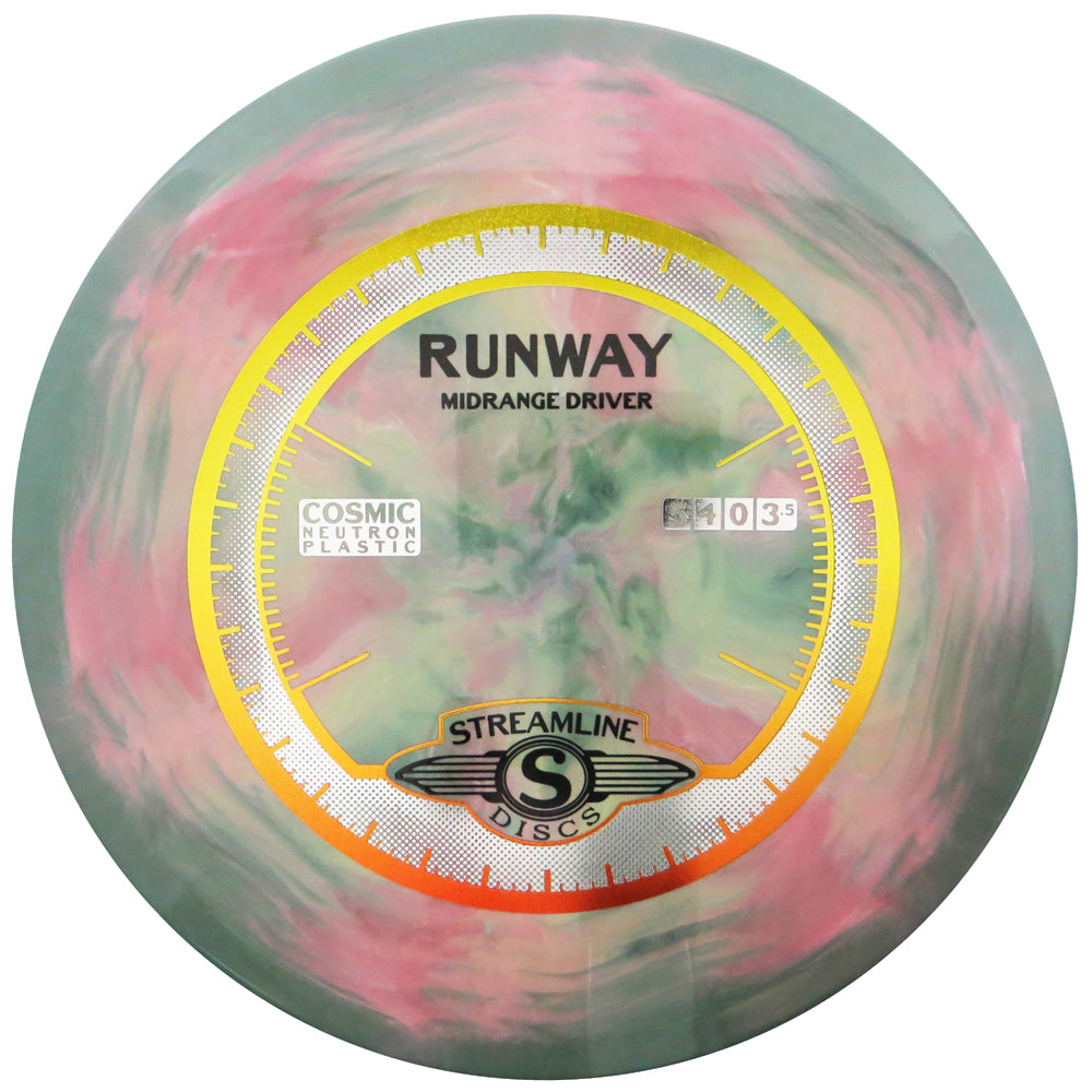 Streamline Cosmic Neutron Runway Midrange Golf Disc