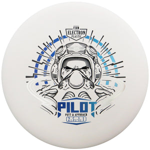 Streamline Electron Firm Pilot Putter Golf Disc