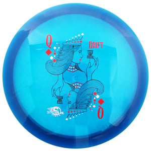 Streamline Special Edition Queen of Diamonds Proton Drift Fairway Driver Golf Disc