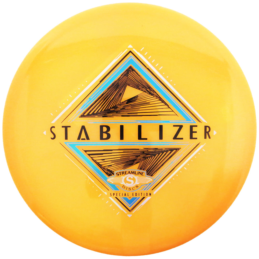 Streamline Special Edition Eclipse Glow Proton Stabilizer Putter Golf Disc